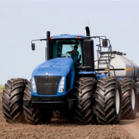 Презентация New Holland's 2018 Model Year T9 Tractor